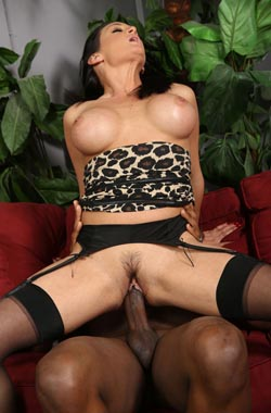 02 Cock starved Tory Lane rides a big black dick