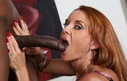10 Janet Mason gets her pussy filled with black meat