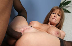 20 Darla Crane takes a black cock up her tight ass